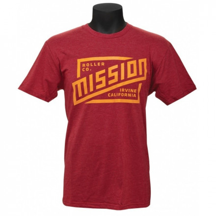 CAMISETA MISSION RH LINCOLN RED S20